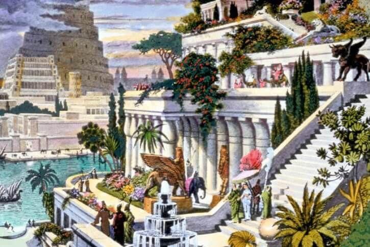 Starověká Mezopotámie