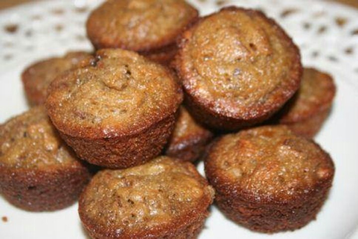 Pecan pie muffins | recipes | Pinterest