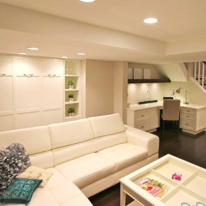 207 Best Finished Basement Images On Pinterest