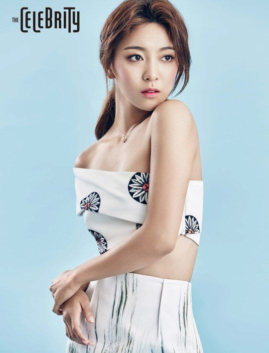 f(x)'s Luna wears modern chic makeup for 'The Celebrity' | allkpop.com
