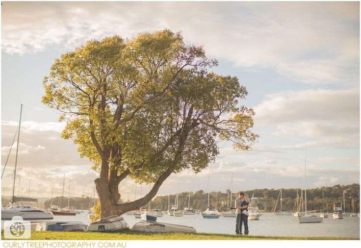 Pre Wedding Photography Lake Macquarie – Nicole + Mark