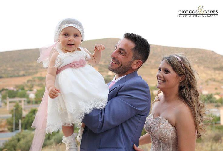 Φωτογράφηση γάμου-βάπτισης στο Μαραθώνα | www.studio-dedes.gr
