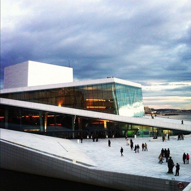 Operahuset | Kirsten Flagstads Plass 1