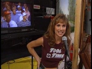 """Does everybody know what time it is?! Debbe Dunning joined the """"Home Improvement"""" cast in Season 3 as Binford's new """"Tool Time"""" girl Heidi: http://www.dvdizzy.com/homeimprovement-season3.html"""
