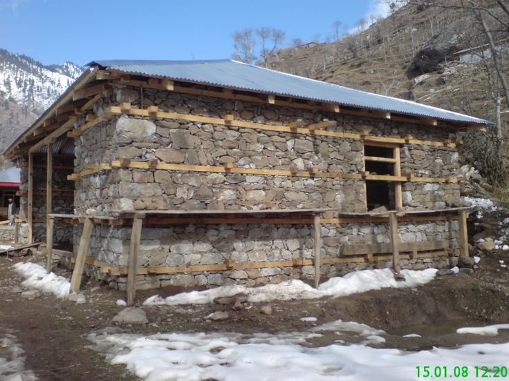 slipform stone masonry | Advocacy of traditional earthquake-resistant construction