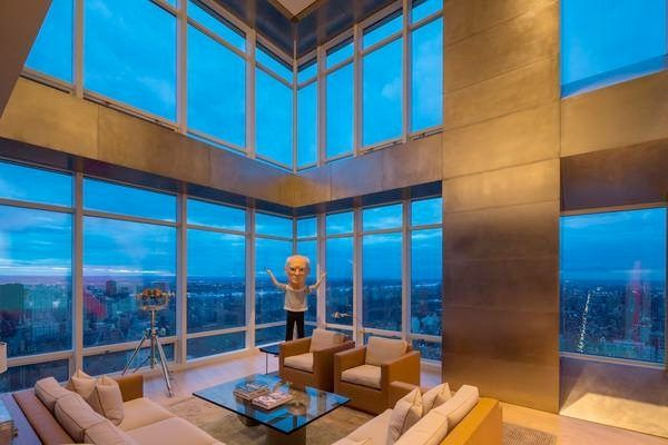 Billionaire Steve Cohen's NYC Duplex Back on the Market for $67.5M, Down From $115M
