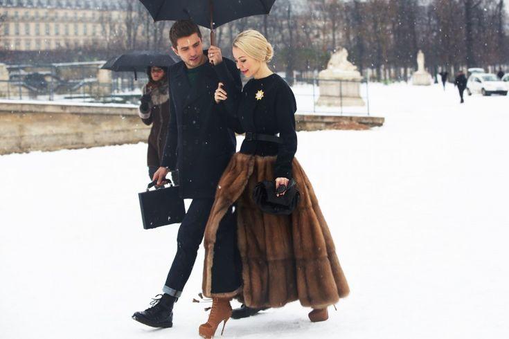 "Давным-давно я написала пост о зимних свадьбах - ""Зима-не повод мёрзнуть"". Раздаю советы :)"