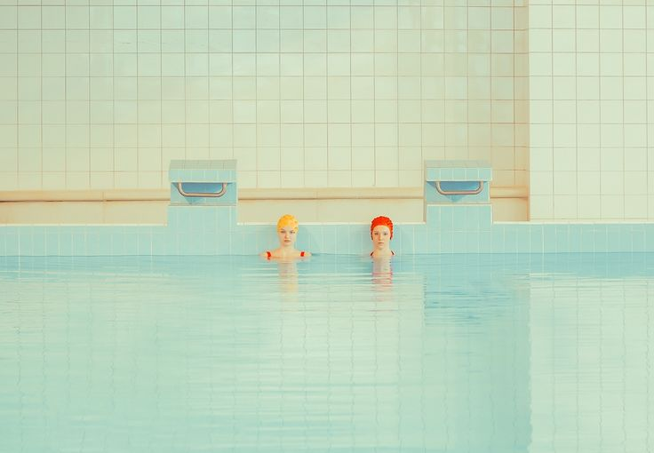 Celebrated Slovakian photographer Mária Švarbová has added to her beautiful portfolio with a new collection of photographs titled 'Swimming Pool'. The series marks a clear development from some of the...