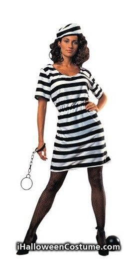 Rubie's Costume Haunted House Collection Prisoner Lady Costume - Halloween Costumes 2013
