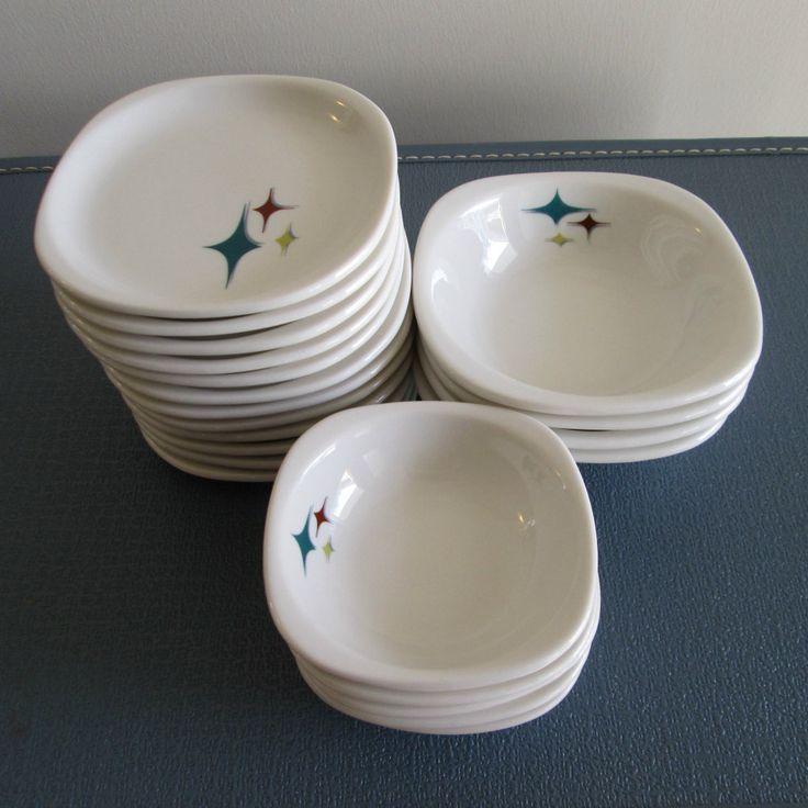 American Mid Century Modern Atomic Age Small Patio Round: 1842 Best Vintage Dishes Images On Pinterest
