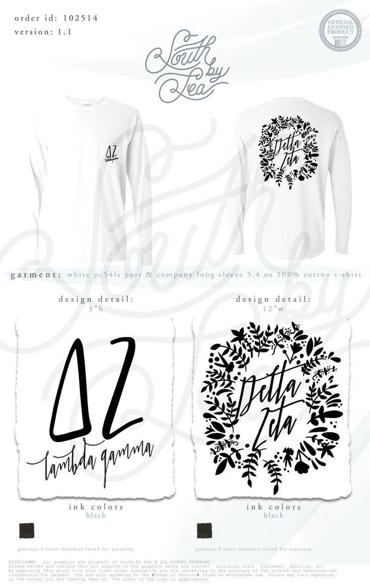 Best 25+ Greek apparel ideas on Pinterest | Sorority shirts ...