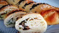 Peynirli Rulo Poğaça Tarifi – Peynirli Rulo Poğaça Nasıl Yapılır?