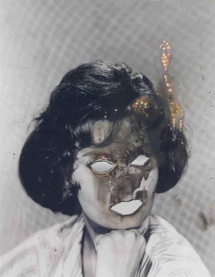 Douglas Gordon (B. 1966) Self Portrait of You + Me - Sophia Loren