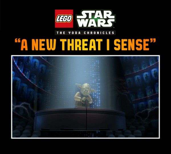 The Yoda Chronicles Set To Become New Direction of LEGO Star Wars
