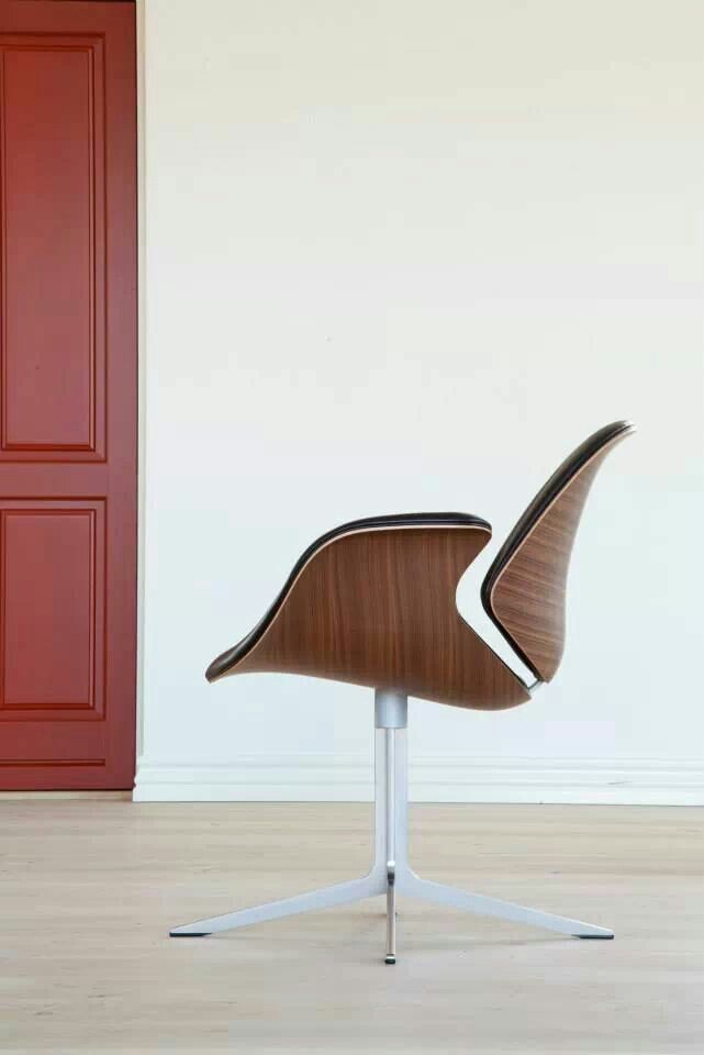 Council Chair Lounge, 2014 This new chair is a lower and slightly tilted  version of the original Council Chair, which was designed for the  Trusteeship ...