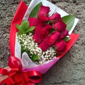 Model HB-009 hand bouquet