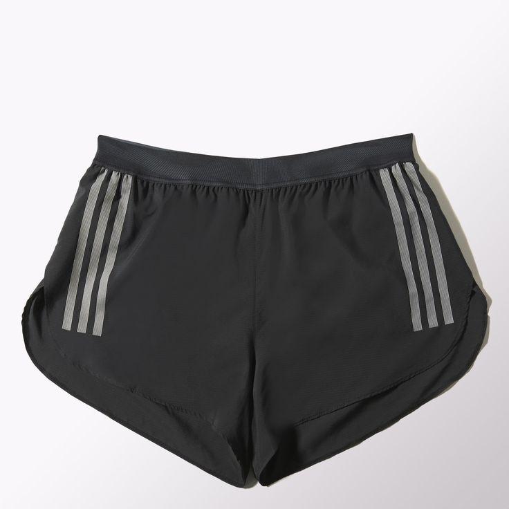 Health Goth // Adidas / adizero climacool split shorts