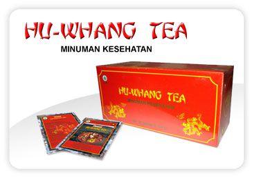 HU WHANG TEA == Harga : Rp 46.500,- (Wilayah JAWA) ==