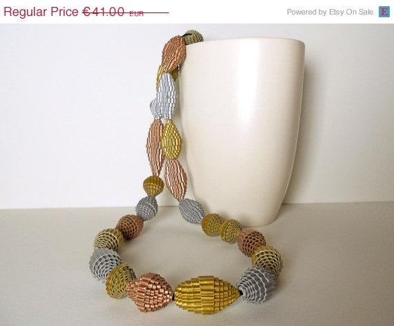 Corrugated Cardboard beads