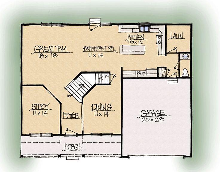 90 best house plans i like images on pinterest dream for Custom dream home floor plans