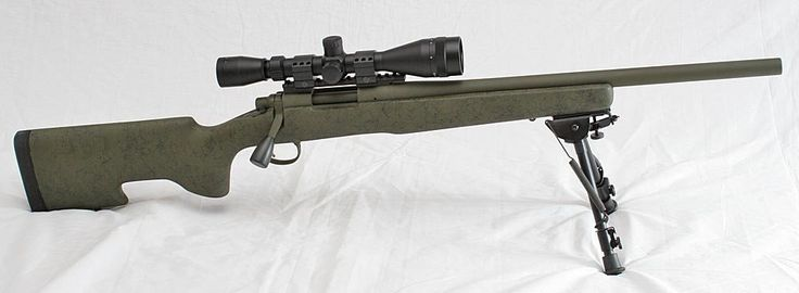 Designing your sniper central rifle package