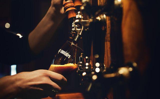 Guidés par notre passion pour la bière et inspirés par notre tradition paysanne familiale, nous brassons des bières savoureuses, originales et des plus naturelles.