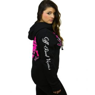 Off Road Vixens Junior KopyKat Hoodie - Side  #offroad #offroadvixens #clothes #clothing #firstplaceparts #female #ladies #lady www.firstplacparts.com