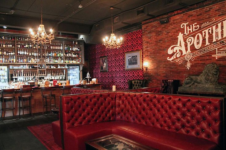 Man Cave Cigar Bar Fort Lauderdale : You won t find much information on apothecary —and they