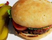 How to Make Homemade Gluten-Free Hamburger Buns: Gluten-Free Hamburger Bun Recipe...comments say to do 4 tbsp. almond flour instead of buttermilk powder