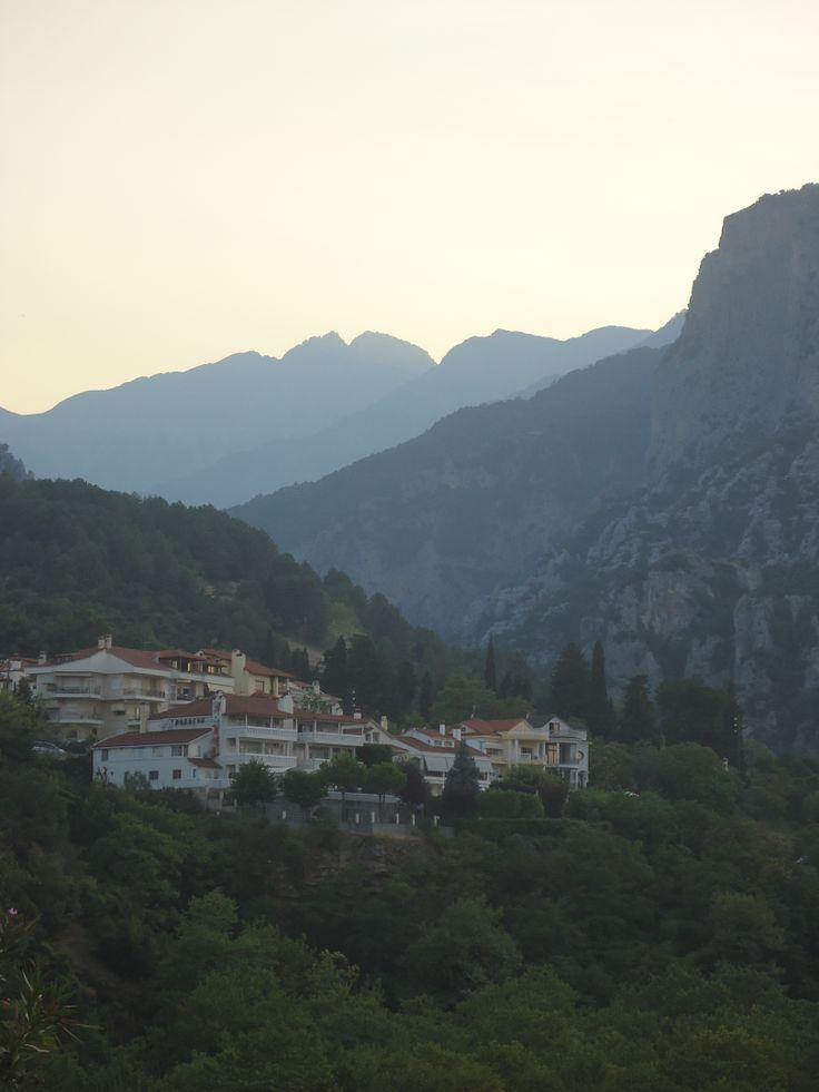 Mt. Olympos, Greece