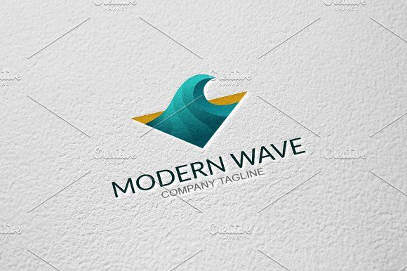 Wave by GoldenCreative on @creativemarket