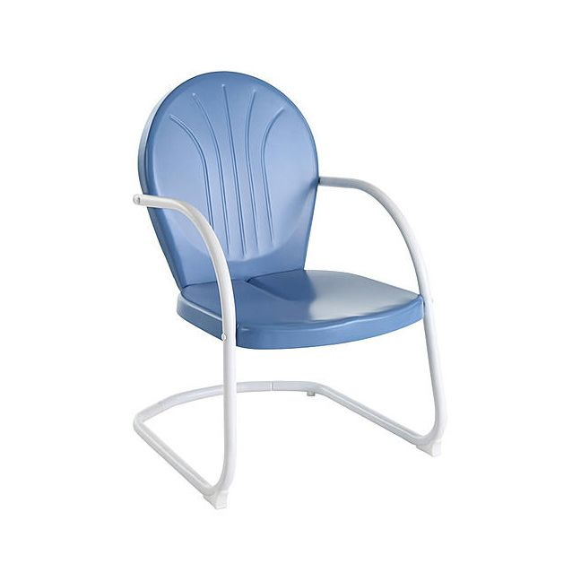 Pull up a seat and get comfortable in the Arbor Metal Picnic Chair. The classic and fun design is perfect for your BBQ décor and its sturdy steel construction is built for outdoor entertainment.  Find the Arbor Metal Picnic Chair, as seen in the Chairs Collection at http://dotandbo.com/category/furniture/garden/chairs?utm_source=pinterest&utm_medium=organic&db_sku=CRS0016-master