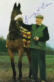 The immortal Red Rum, 3x winner of the Grand National