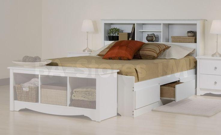 A Bed Backboards Wooden: Modern Beds Headboards Storage Design ~ callingsacramento.com Furniture Inspiration
