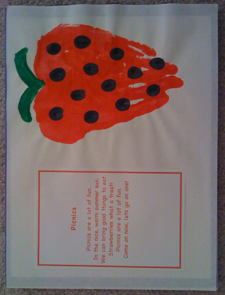 Calendar Preschool Crafts : Best images about handprint calendar on pinterest