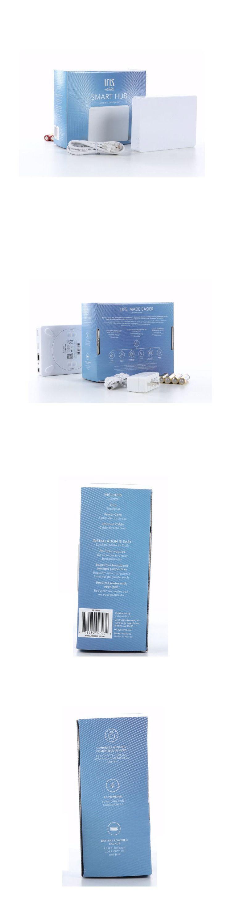 Home Automation Kits: New Lowes Iris 2nd Gen Smart Hub V2 9402l Smart