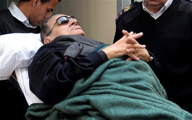 Hosni Mubarak Released from Jail