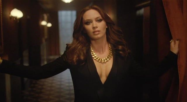 Yves Saint Laurent - Opium. Production Consulting x Art Buyingx Talent sourcing : Transparence Consulting Client : Yves Saint Laurent Beauté Agency : YSL direct Director : Romain Gavras Production : Iconoclast Model : Emily Blunt