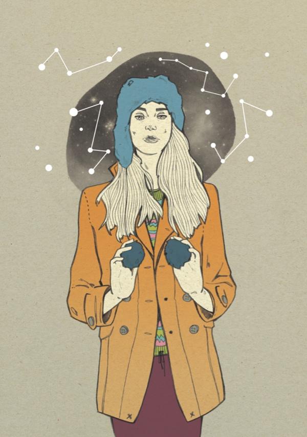 NEW! by Magdalena Pankiewicz, via Behance