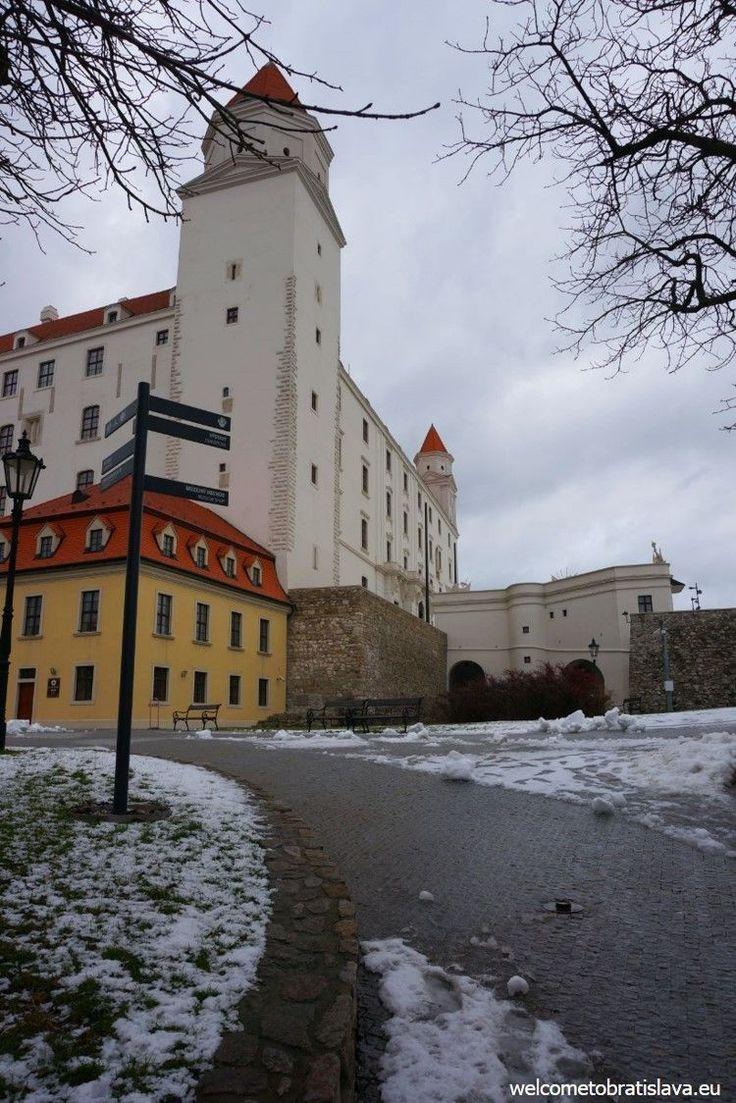WINTER IN BRATISLAVA - WelcomeToBratislava | Bratislava Castle