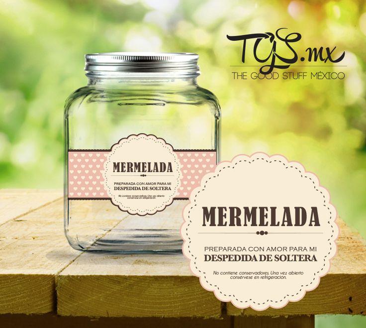 ETIQUETAS MERMELADA | The Good Stuff México