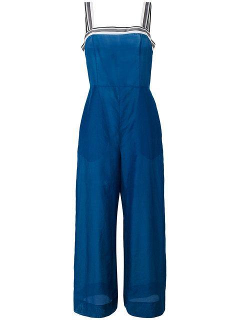Achetez Dvf Diane Von Furstenberg beach jumpsuit.