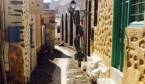 Syros -Aegean Sea -