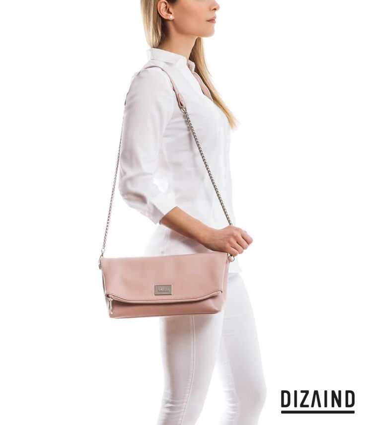 KATE – ELEGANT SIMPLICITY.  Elegant shape. Sleek design. Instantly makes your looks voguish. #clutch #pinkmist #pinkclutch #custommade #bag #dizaind