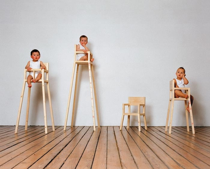 Childrens highchair - Droog Design