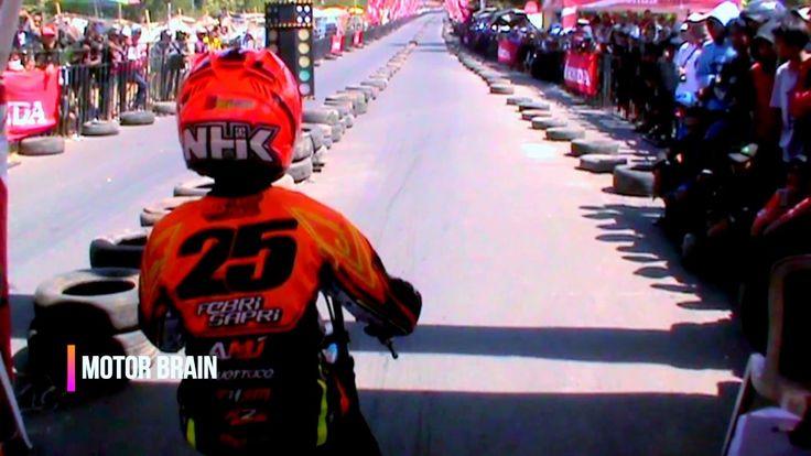 Start Ban Ngangkat FU 155cc Jump Start Febri Sapri #25 Ngelu Ndas