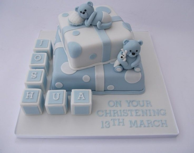 Christening cake Ideas..i like this one