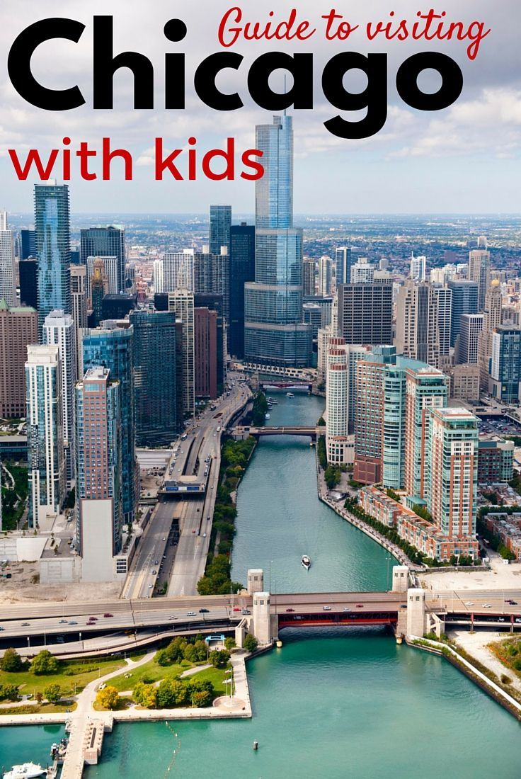 Guide to the top 10 things to do in Chicago with kids. Read what to do in Chicago on your next vacation!