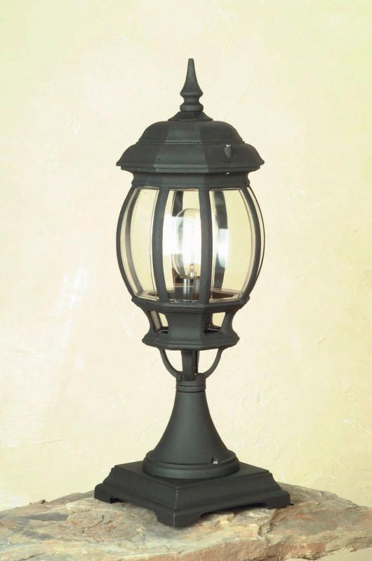 We love this Elstead Seville S3 Pedestal Lantern, £135.00. Find out more at: http://www.outdoor-lighting-centre.co.uk/elstead-seville-pedestal-lantern-p-18.html