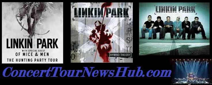Updated Linkin Park 2015 The Hunting Party Tour Schedule - Updated @linkinpark #MusicNews #TourSchedule